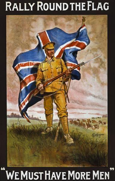 Vintage Irish recruitment advert Wall art. I/'ll go too Reproduction poster