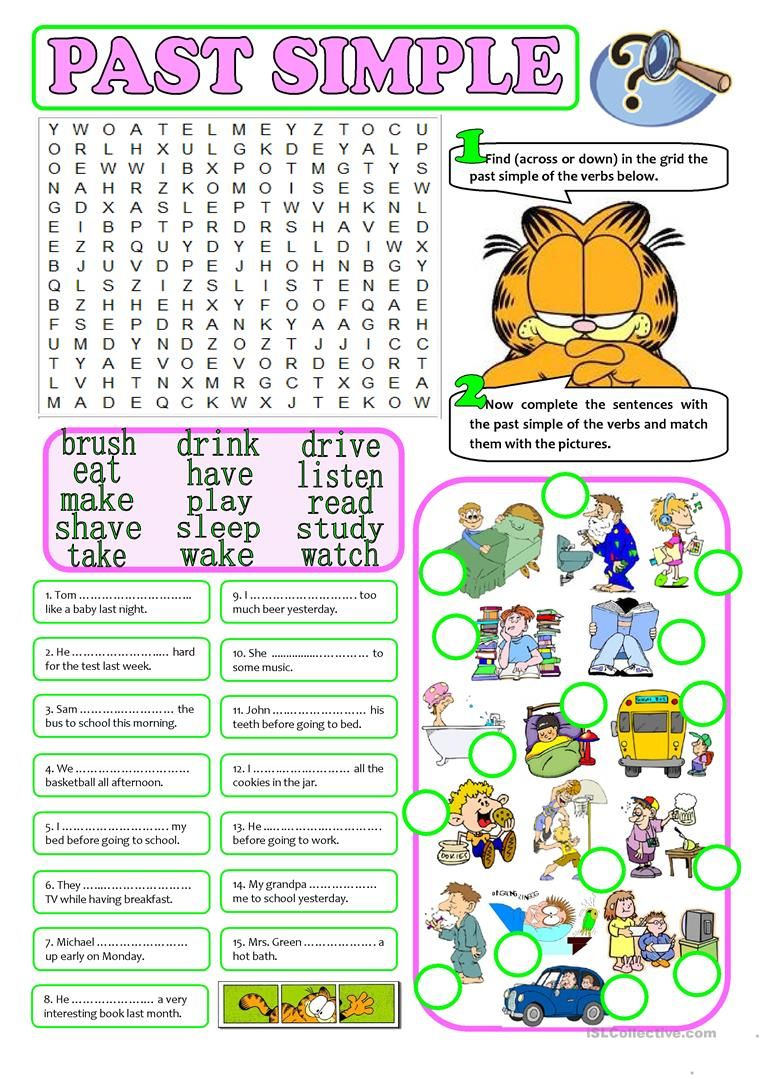 Past Simple Regular Irregular Verbs Pasado Simple Ingles Material Escolar En Ingles Ingles Para Preescolar [ 1079 x 763 Pixel ]