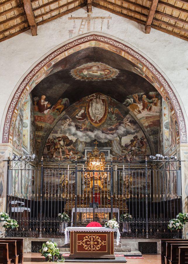 Bergamo, città alta - San Michele al Pozzo Bianco ...