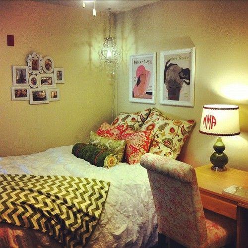 26 Colorful Cute Dorm Room Ideas | CreativeFan | College | Pinterest ...