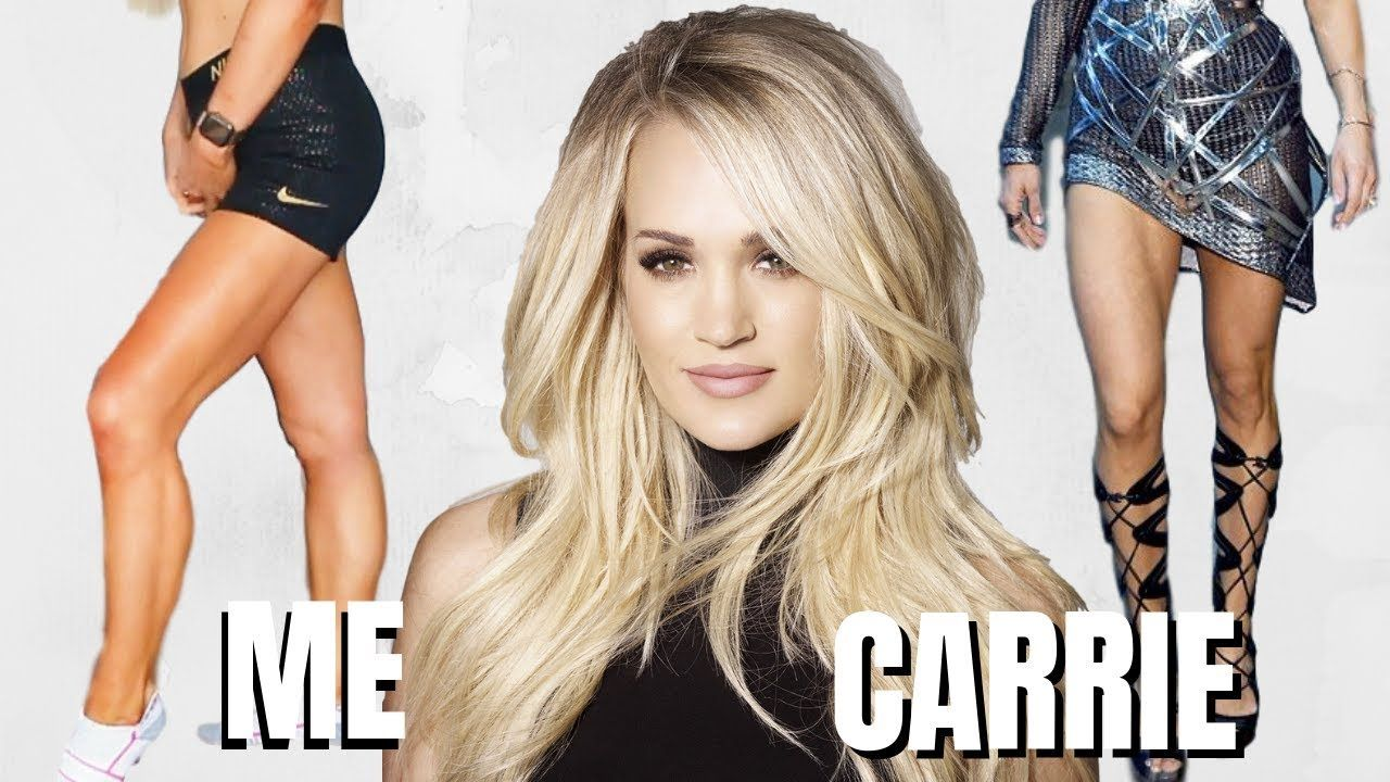 I did Carrie Underwood's Leg Workout for a Week