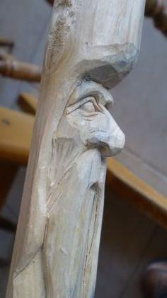 Wood Carving Carvings Tallar Madera Dremel Arte En