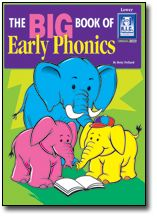 The Early Big Book of Phonics can be used to introduce and consolidate three-letter blends and basic sounds. Phonic sounds. Teacher notes.