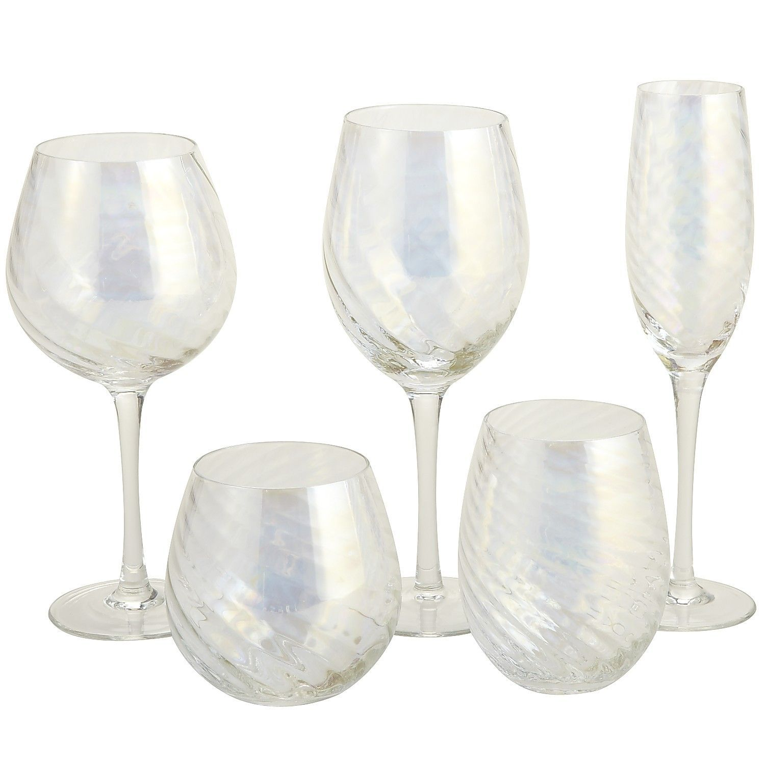 These glasses have a little more sophisticated look to