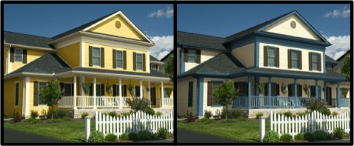 Pin By Sherwin Williams On Colorsnap System For Painting Exterior Gray Paint House Colors Exterior Paint Colors