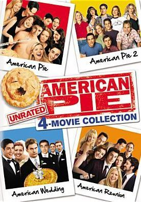 American Pie 4 Movie Unrated Collection American Pie Movie