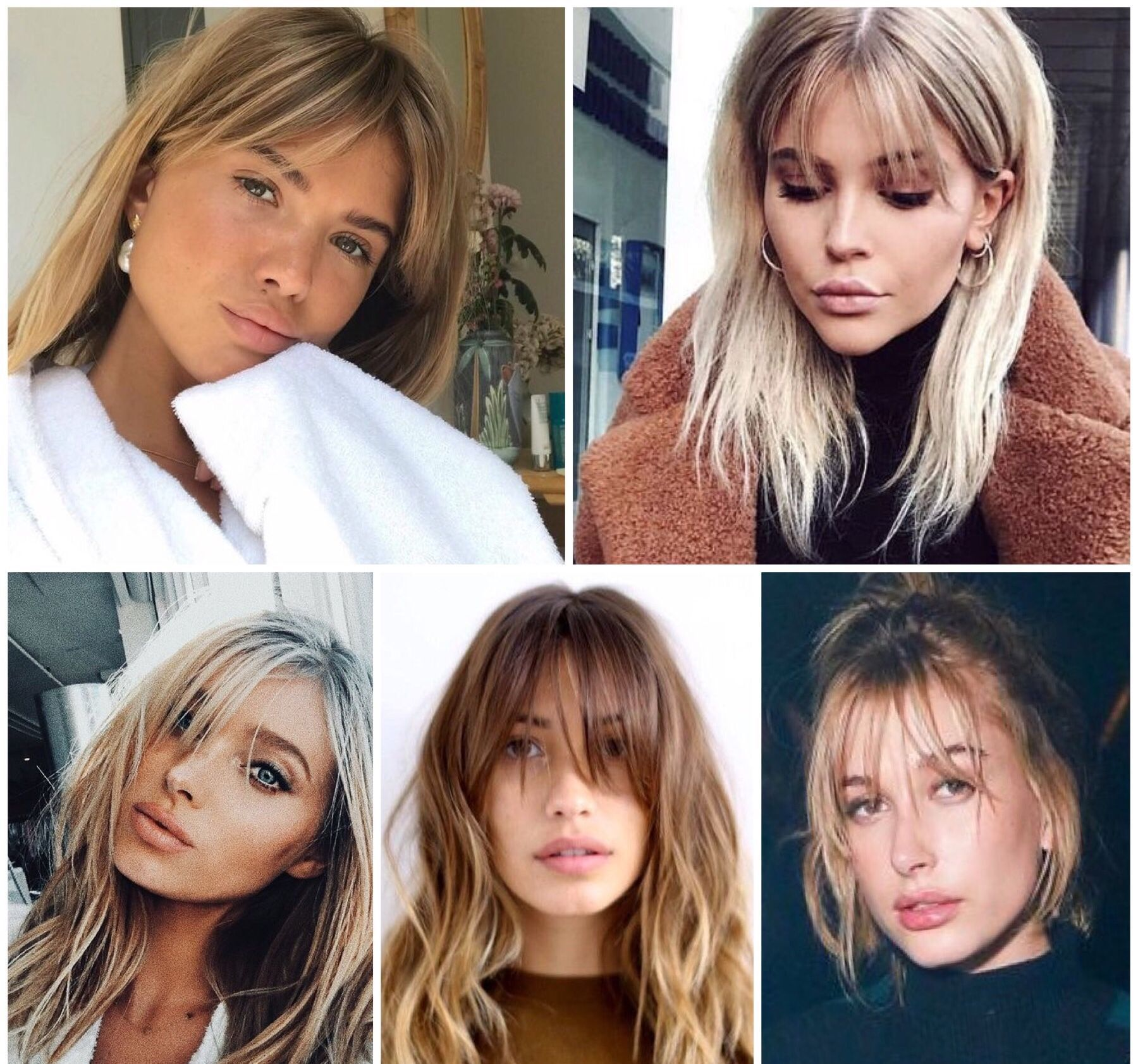 36++ Face framing fringe haircut ideas