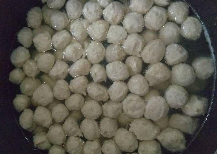 Resep Bakso Keto Oleh Joanne Sebastian Cookpad Makanan Resep Keto Resep
