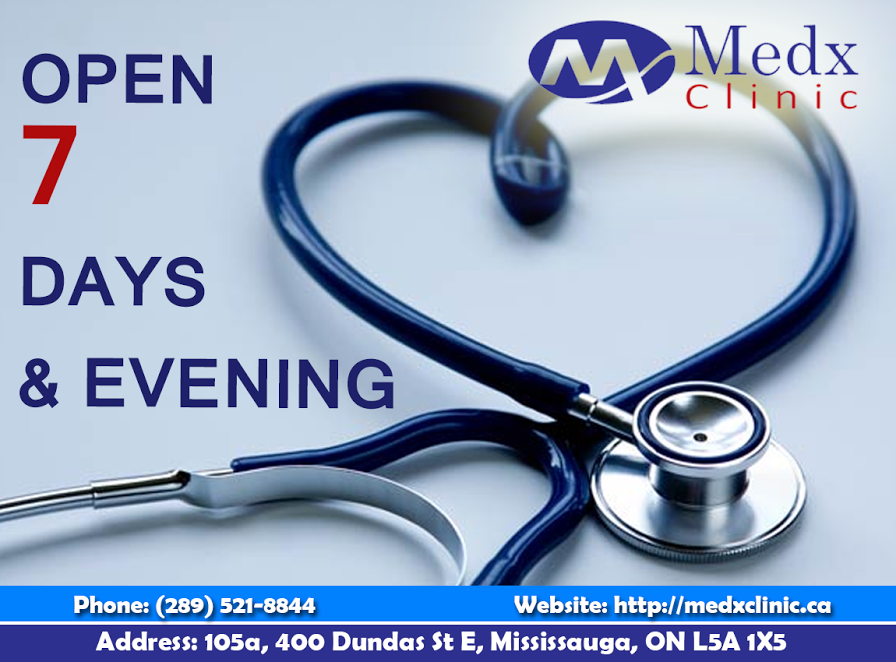Make It Simple With Medx Clinic, Whether It's a Serious ...