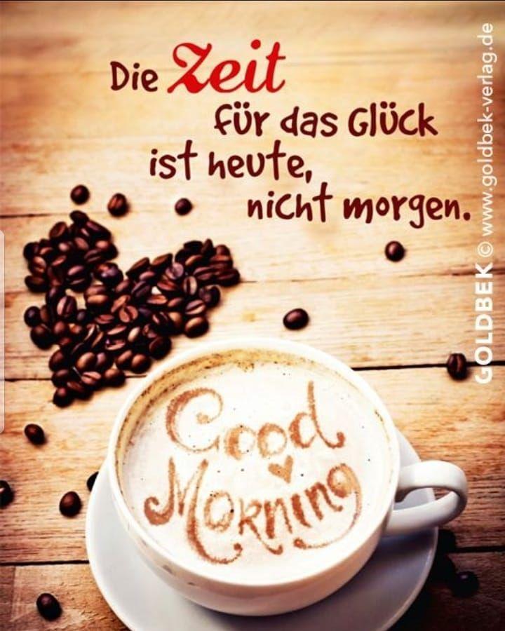 Guten Morgen Und Einen Schönen Wochenteiler Mittwoch