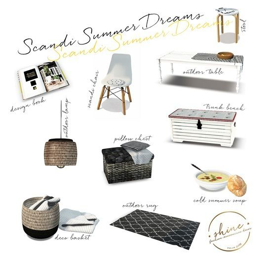 Shine By [ZD] SCANDI SUMMER DREAMS GACHA * Pillow Chest 1