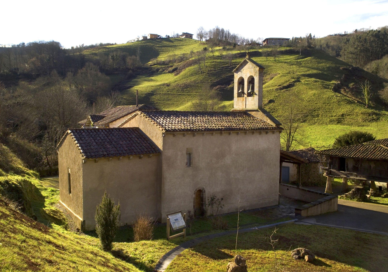 Iglesia de San Julián de Viñón (Cabranes)