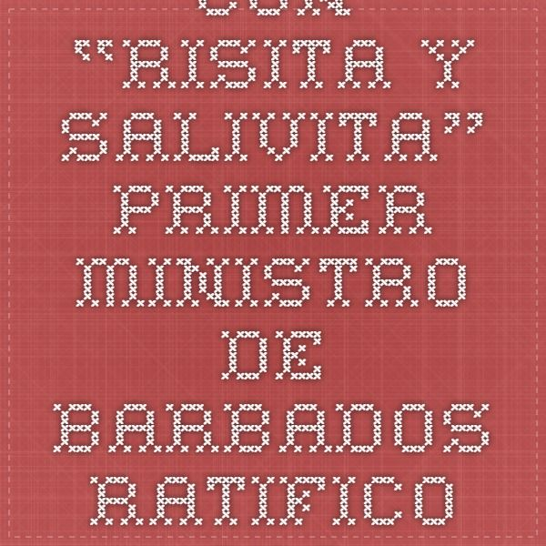 """Con """"risita y salivita"""" Primer Ministro de Barbados ratifico apoyo a Guyana frente a Venezuela http://critica24.com/index.php/2015/08/08/con-risita-y-salivita-primer-ministro-de-barbados-ratifico-apoyo-a-guyana-frente-a-venezuela/"""