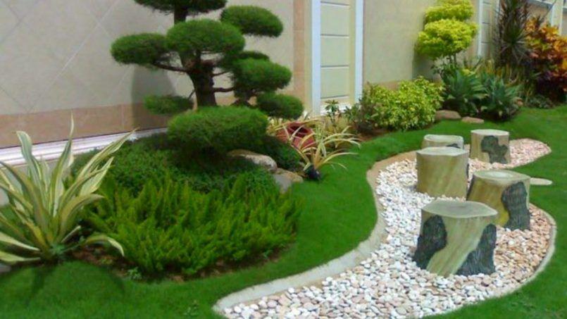 Garden Small Garden Landscape Pictures Beautiful Modern Gardens