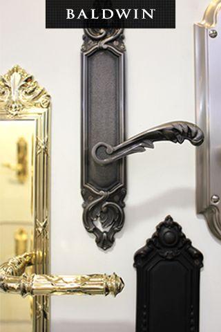Baldwin Door Hardware Traditional Door Levers Amp Locks