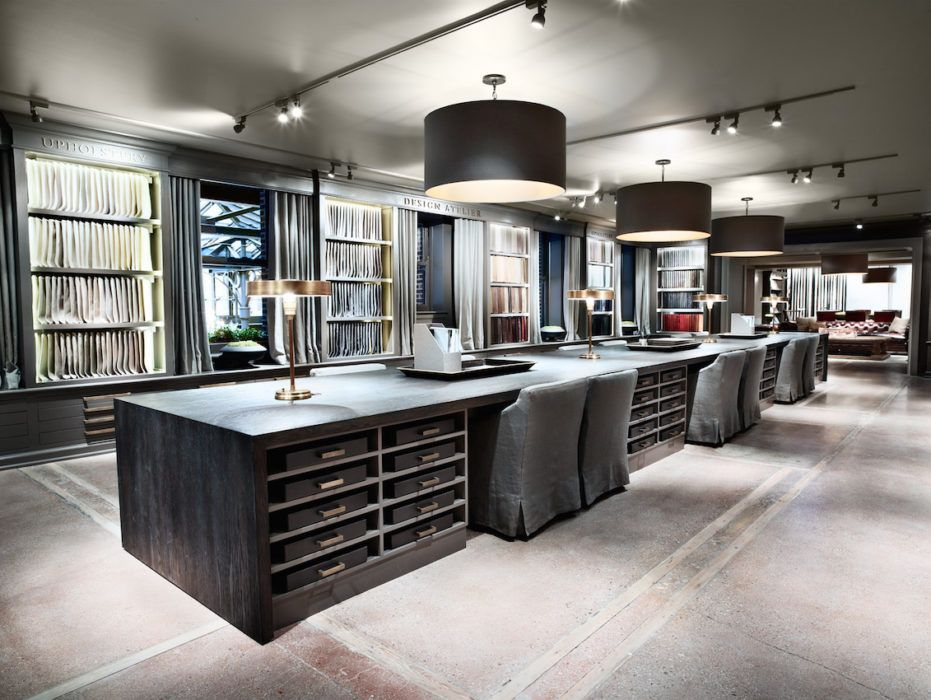 Restoration Hardware Tess Misc Interior Design Services