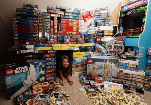 WOW check the LEGO collection out! | The Coolest LEGO Collections ...