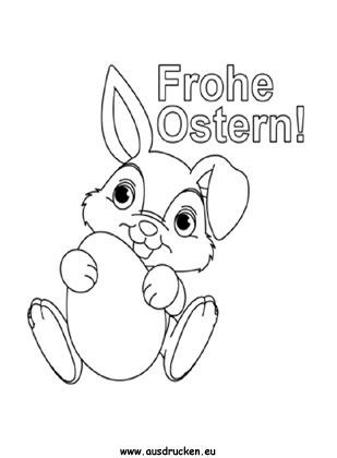 Ausmalbild Frohe Ostern Zum Ausmalen Ausmalbilder Malvorlagen Ostern Osterhase Kinde Ostern Zum Ausmalen Malvorlagen Ostern Ausmalbilder Ostern