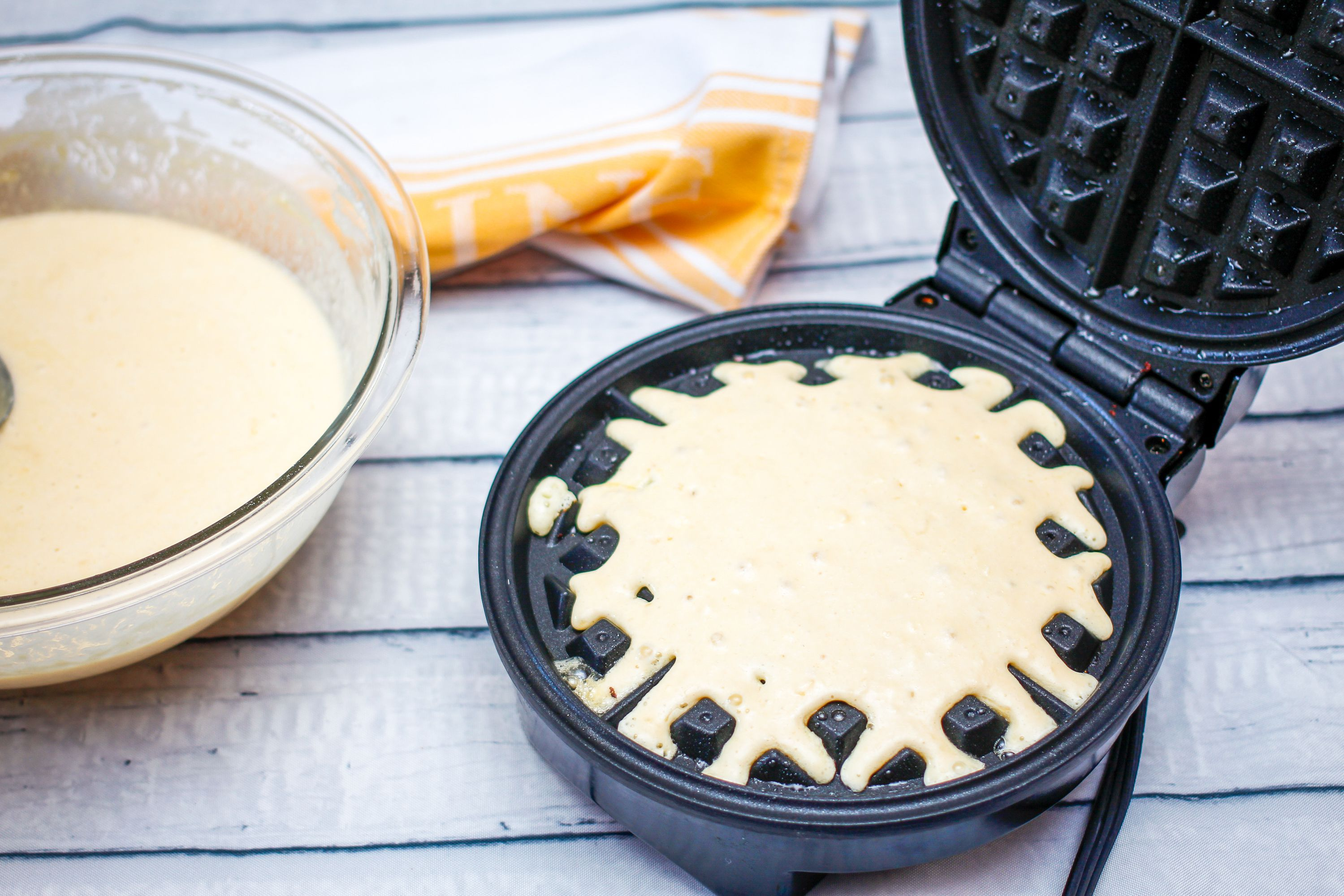How to properly clean a waffle maker waffles maker