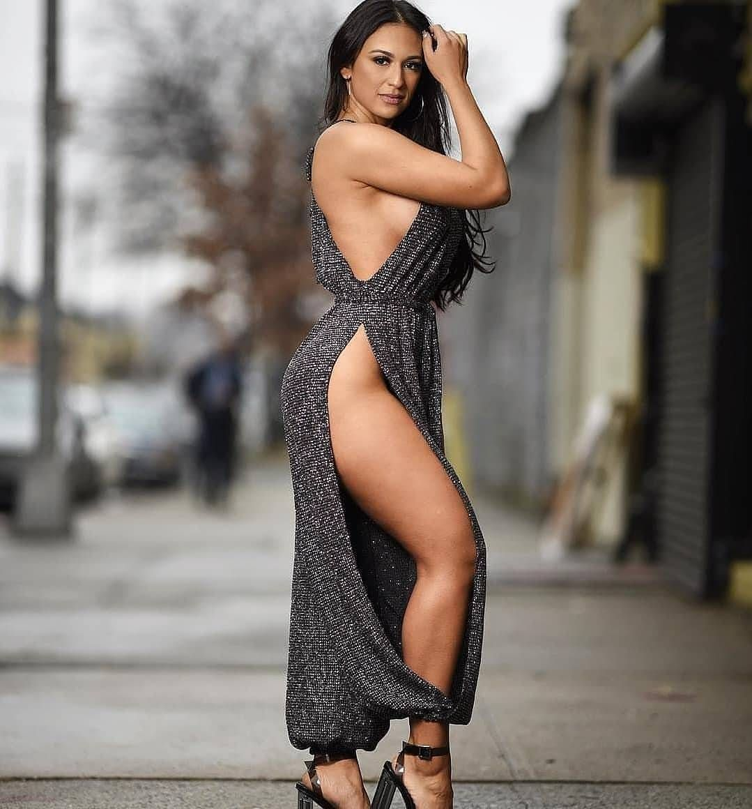 71d361b1b885 Nice open side dress | Plus size in 2019 | Sexy, Sexy dresses, Sexy ...