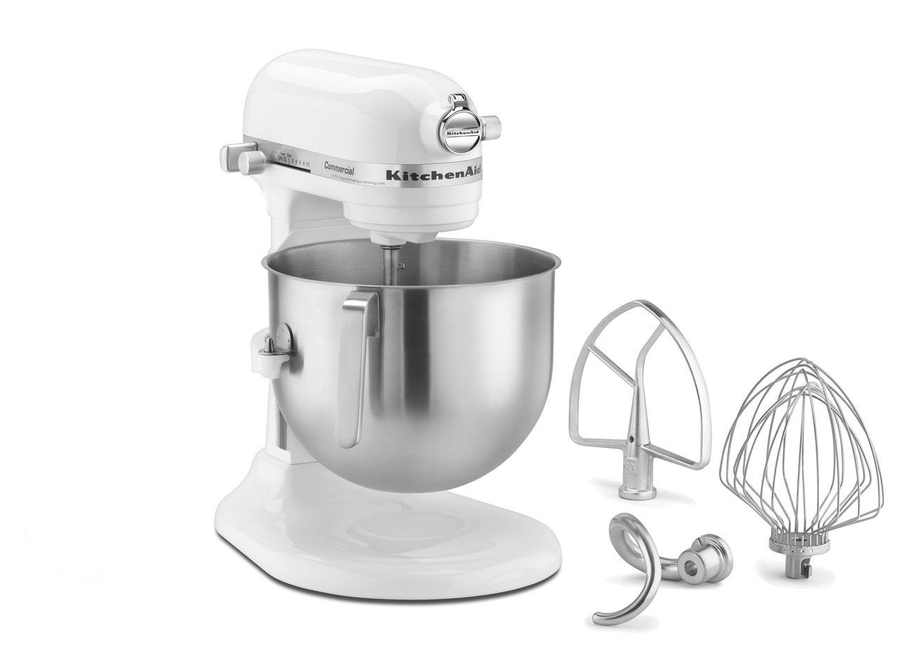 Kitchen aid ksm 7590 commercial stand mixer kitchen