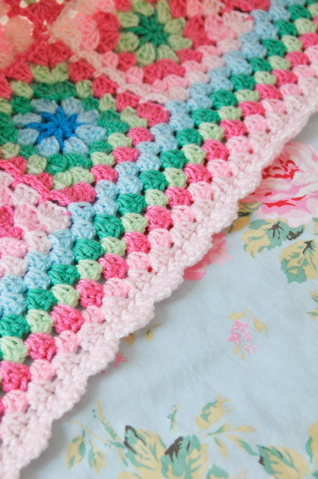 Pin de Janet Doling en Crochet Blankets | Pinterest
