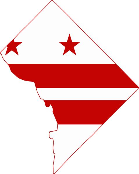 Washington D C Logo Dc Flag Art Flag Drawing Washington Dc Tattoo