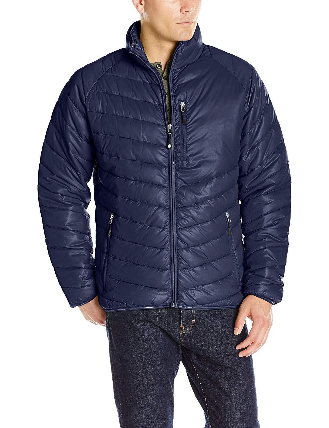 Clique Mens Crystal Mountain Jacket
