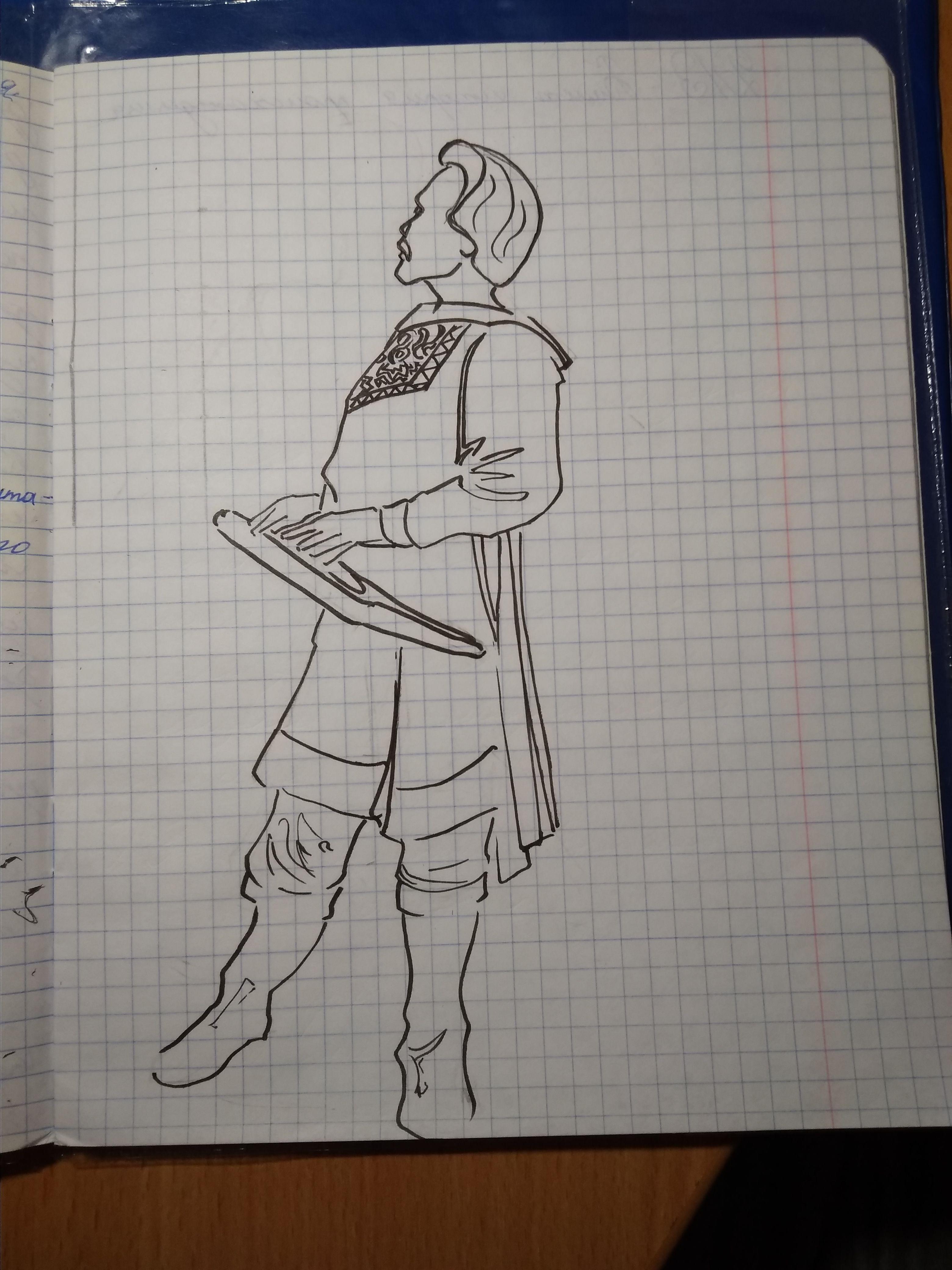 Пин от пользователя Anton Ivanov на доске drawings