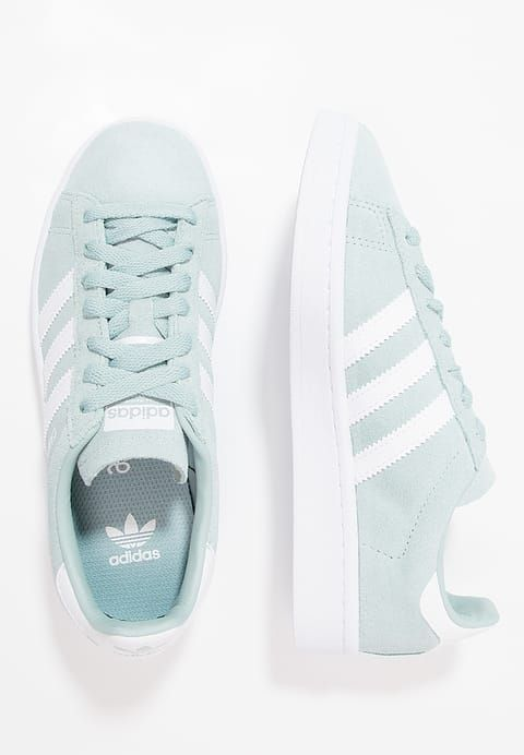 buy sports shoes classic styles adidas Originals CAMPUS - Trainers - tactile green/footwear ...