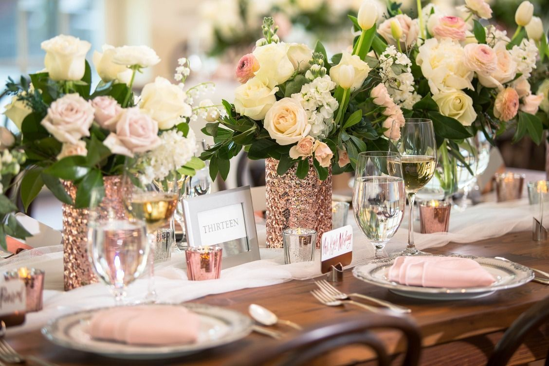 Create the wedding of your dreams with DIY tabletsetting components ...