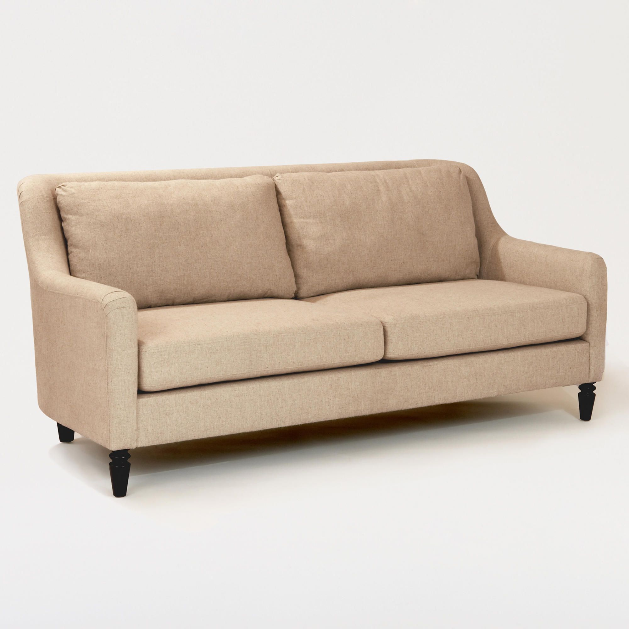 Lindley Sofa World Market 599 99 Not Sofa Bed Sofa