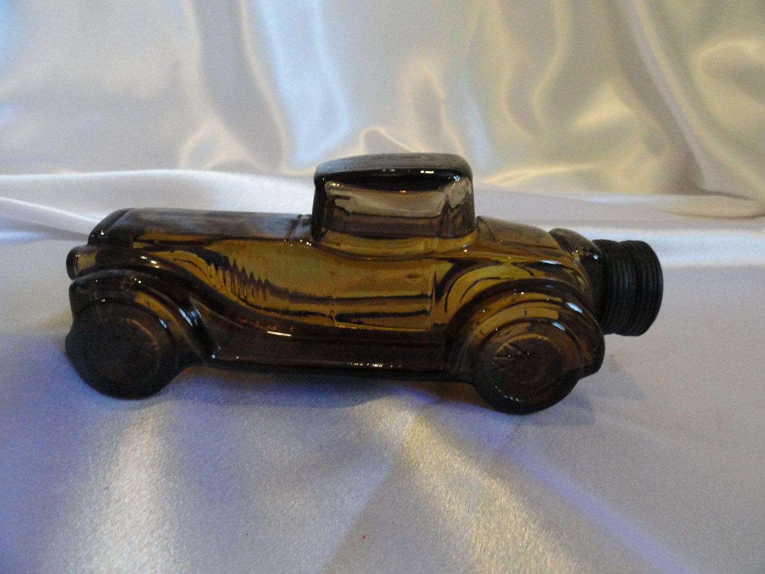 Old Avon Cologne Car Bottles Value