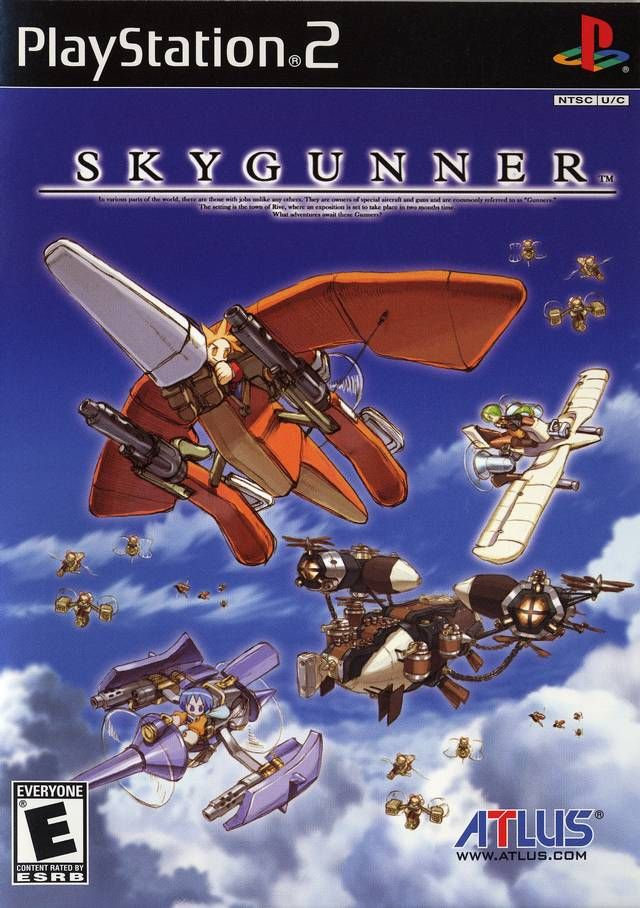 Sky Gunner Sony Playstation 2 Game Games Playstation 2 Playstation