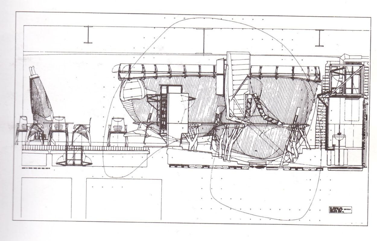 Architectural Drawing Board thai fish restaurant, peter salter | drawing board | pinterest
