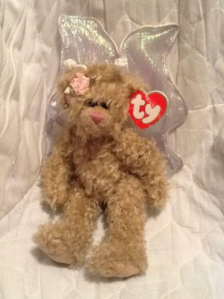 Rafaella Ty Beanie Baby Attic Treasures Beanie Babies Value Beanie Baby Bears Baby Beanie