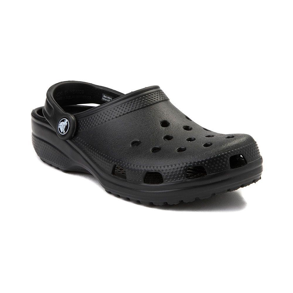 0794cc99d4 crocs Classic Clog - Black - 521066
