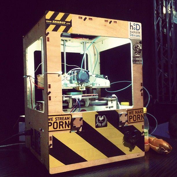 Impression (3D) lancée OBCamp Paris #1 Pinterest Impression 3d - jeux de construction de maison en 3d