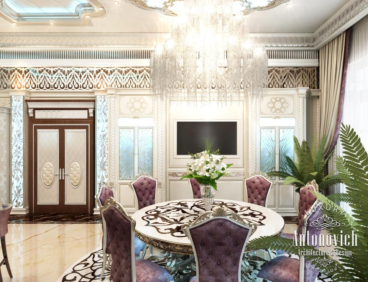 Kitchens dubai from antonovich design - Kitchen Design In Dubai Luxury Kitchen Abu Dhabi Photo 6