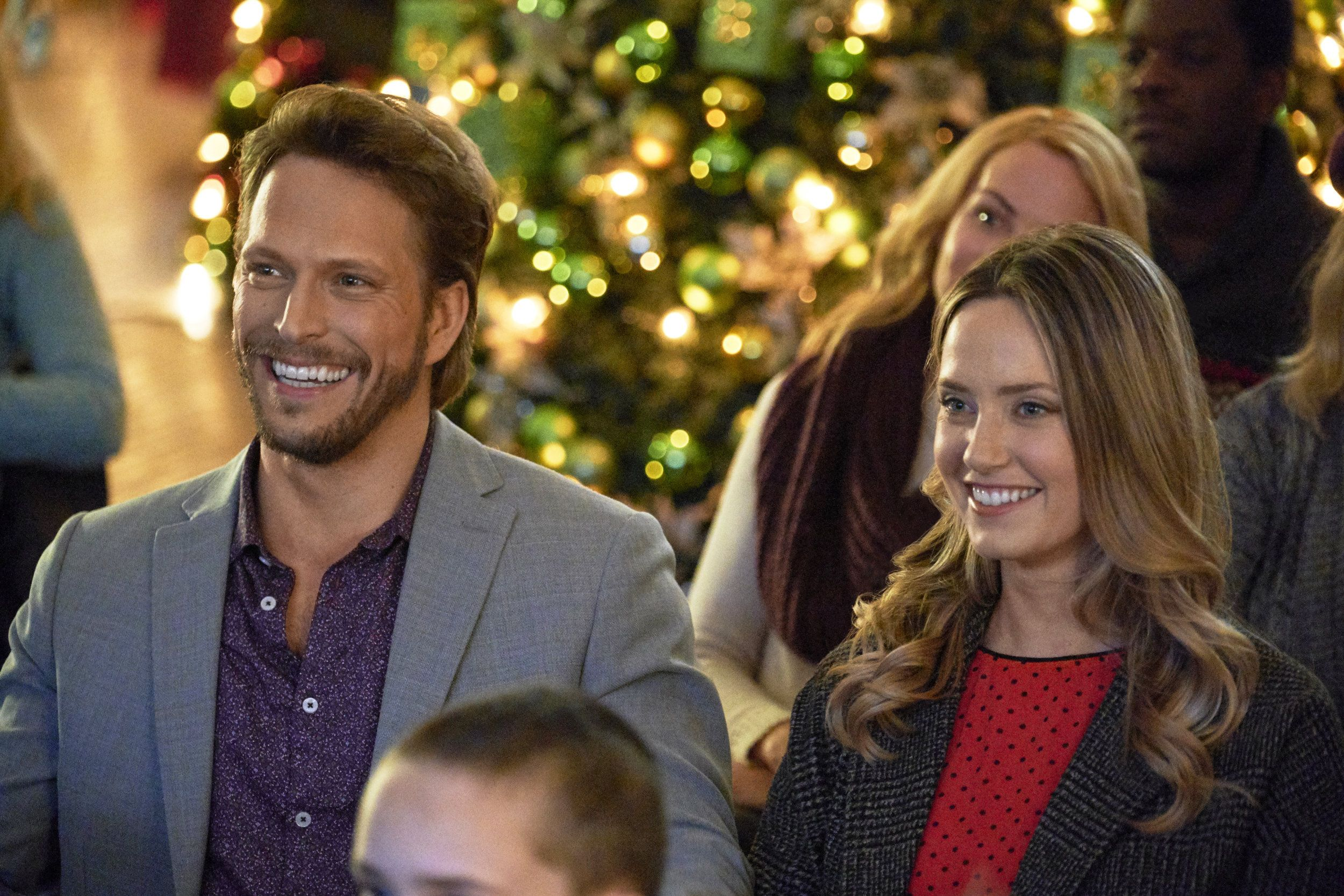 """Check out photos from the Hallmark Channel original movie """"Picture a Perfect Christmas """" sta ..."""