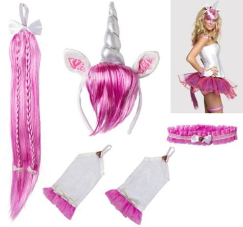 Unicorn Costume Kit XVWF0A