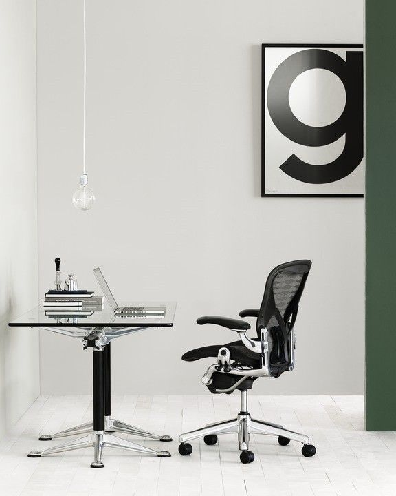 Herman Miller Aeron Type 123 | Office Interior At DockDesignshop.nl