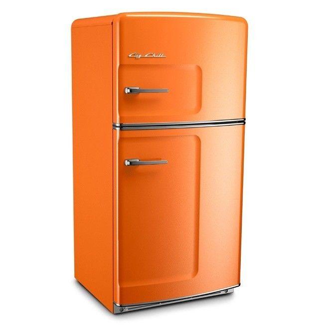 Frigoriferi Anni 50 Home Sweet Home Retro Refrigerator