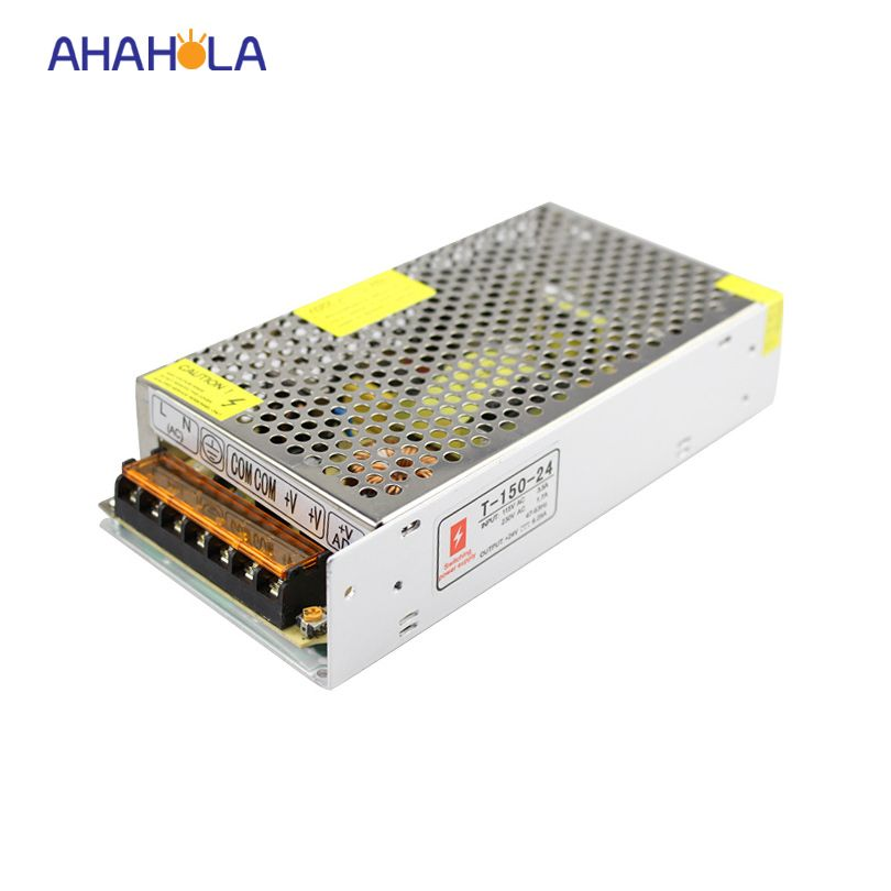 Input Ac 110v 220v Power Supply Output Dc 12v 24v 150w Led Switching Power Supply Led Power Supply 12v Led Strip Lights