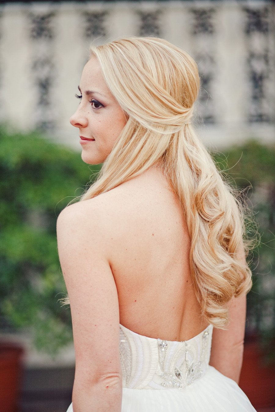 New Orleans Wedding from The Nichols Wedding hairstyles