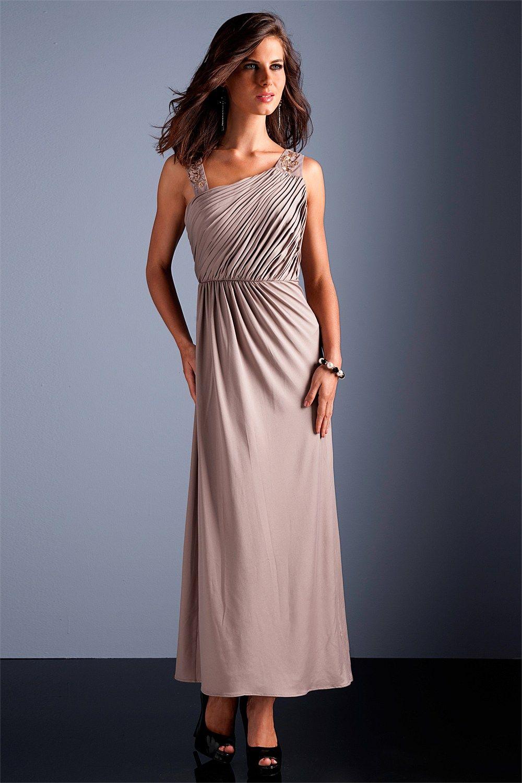 Evening maxi dress au