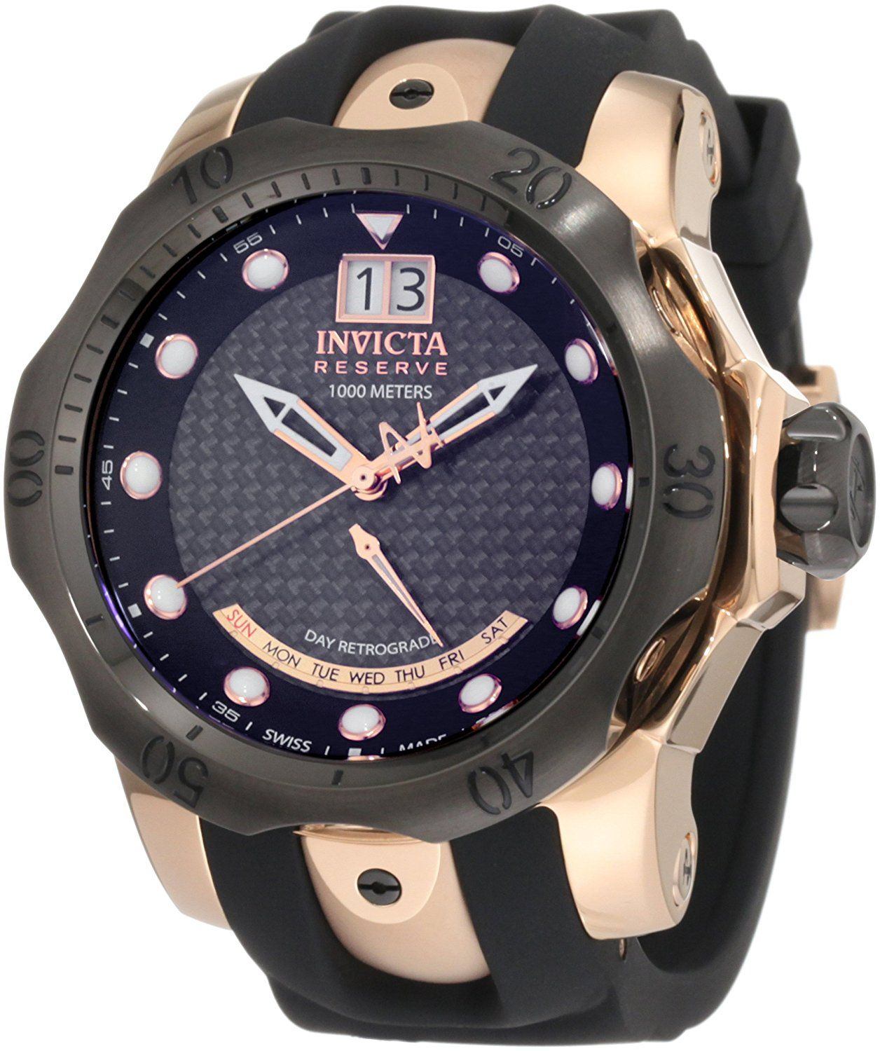 Pin by Watches on Men's Wrist watch Invicta, Wristwatch