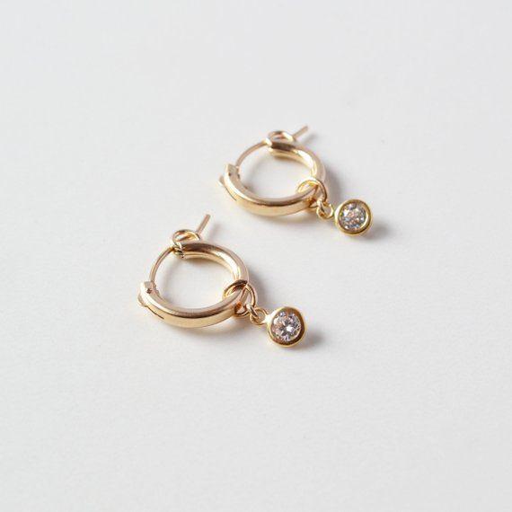 11+ Hoop earrings with charms jewelry info