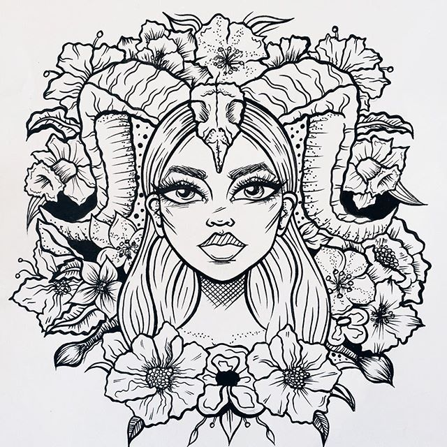 Colouring Book In Process Can T Wait To Show You Guys Would Anyone Be Interested In A Pre Order List Skull Coloring Pages Celtic Drawings Coloring Books