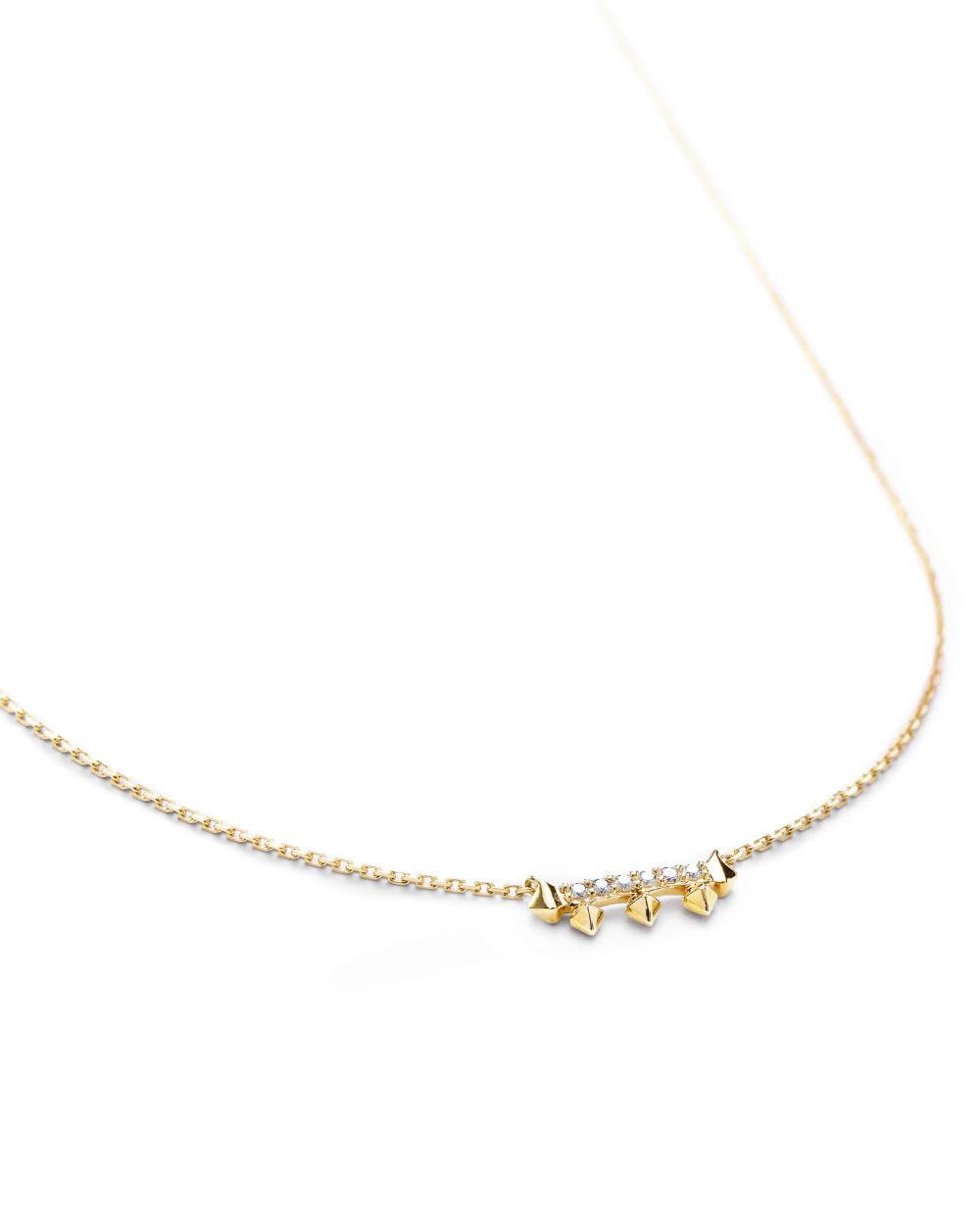 Katy Pendant Necklace White Diamond Kendra Scott Necklace Pendant Necklace Kendra Scott Jewelry